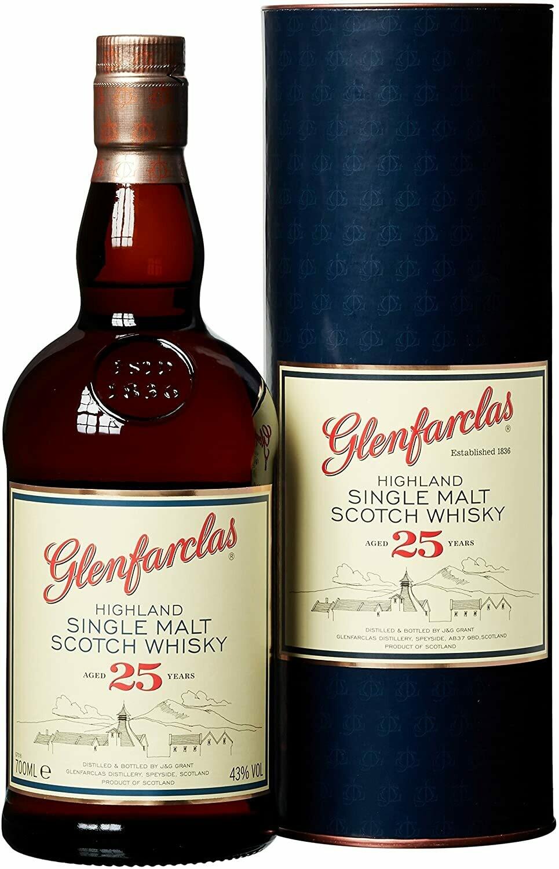 Glenfarclas 25 Year Old Scotch Whisky