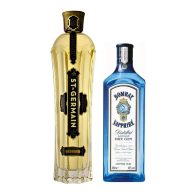 St Germain & Bombay