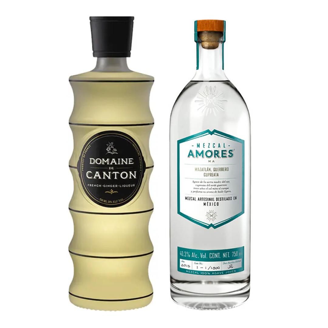 Ginger Liqueur and Mezcal : Top-Shelf Selections
