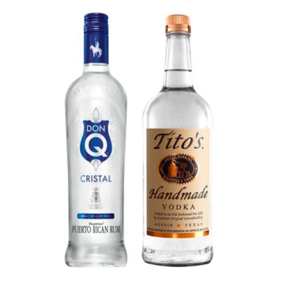 Don Q & Titos