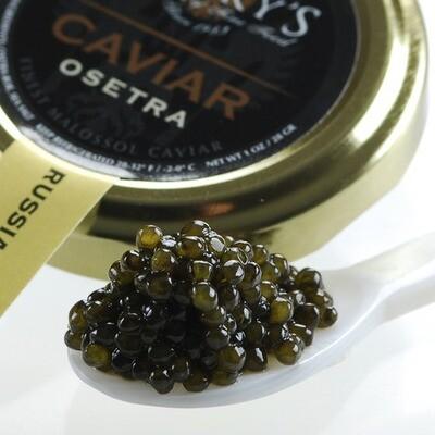 Russian Osetra Caviar