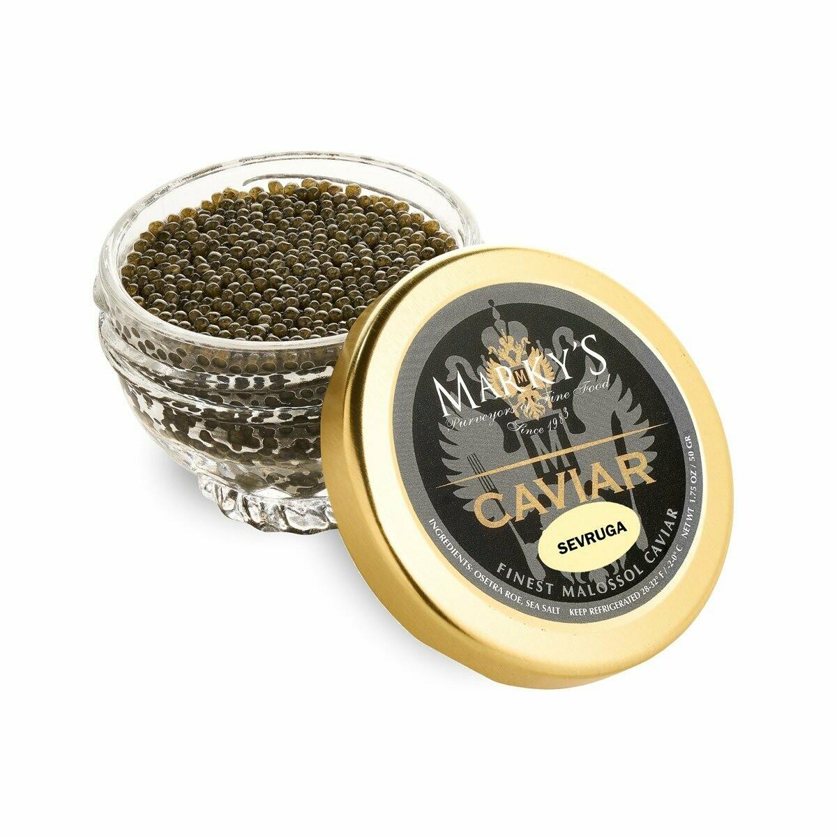 Marky's Sevruga Caviar