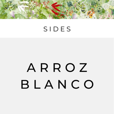 Side Arroz Blanco