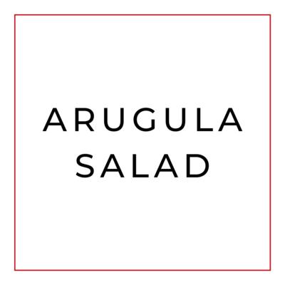 Ensalada de Arúgula