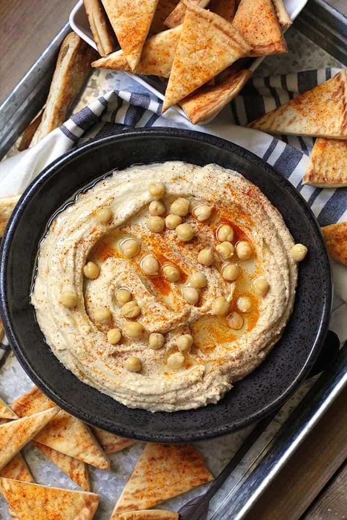 Hummus de Granos