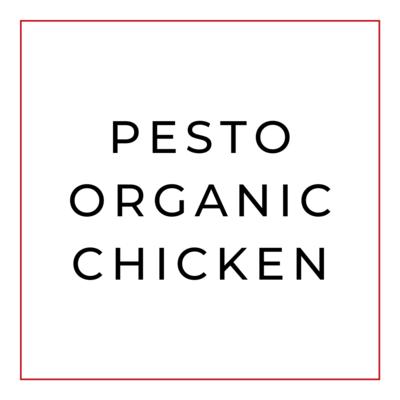 Pollo Orgánico al Pesto