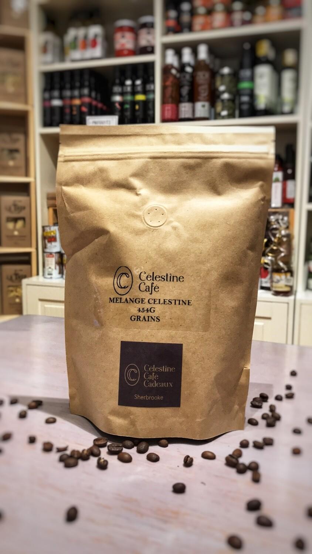 Mélange de café Célestine (1 lb)- Choix de mouture