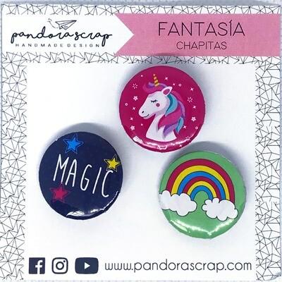 Chapas - Fantasía