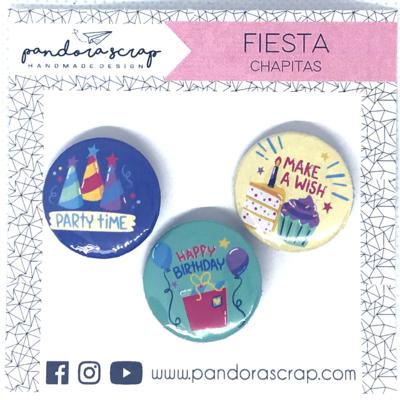 Chapas - Fiesta