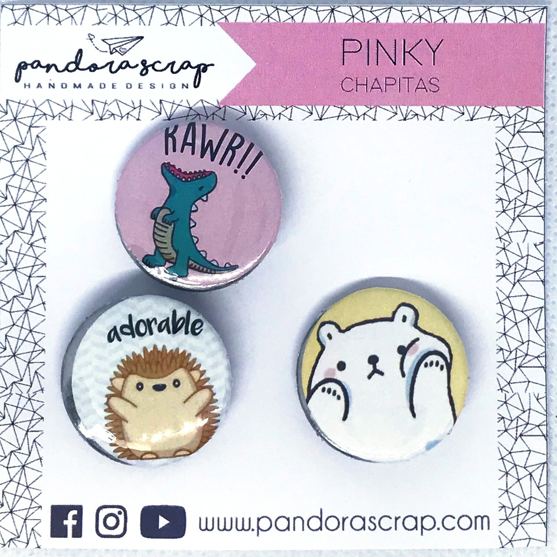 Chapas - Pinky