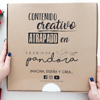 Caja de Pandora - México Lindo