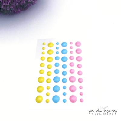 Enamel Dots - Pastel