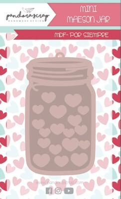 Mini Shaker - Frasco de amor