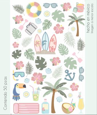Die Cuts - Paraíso Tropical