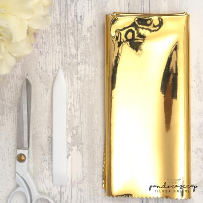 Polipiel - Oro espejo