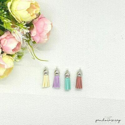 Tassels - multi color