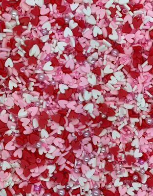 Confeti - Corazones