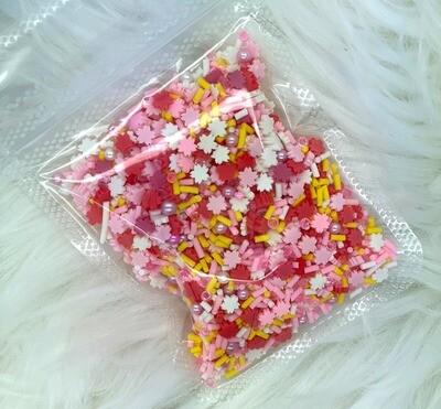 Confeti - Flores