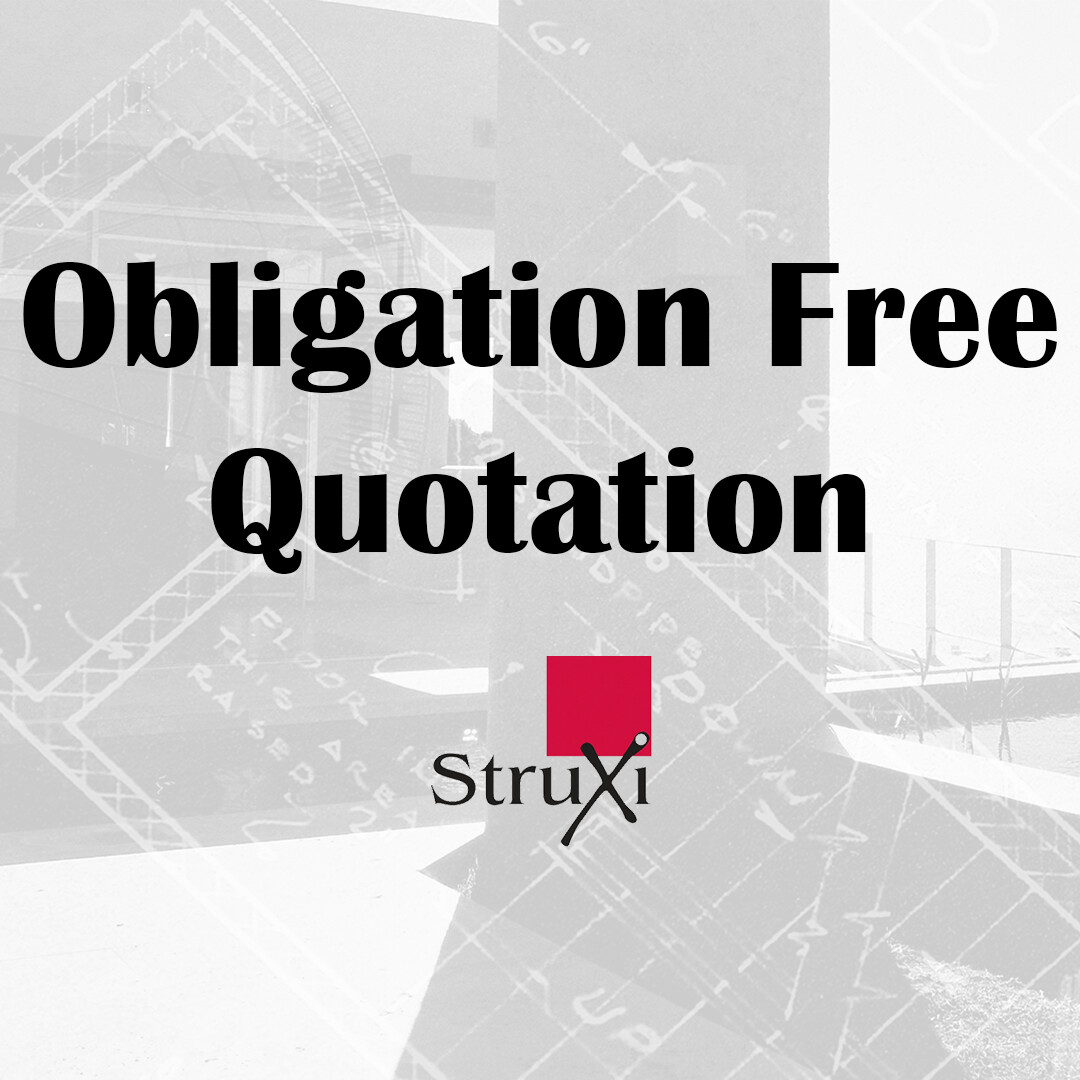 Obligation Free Quotation