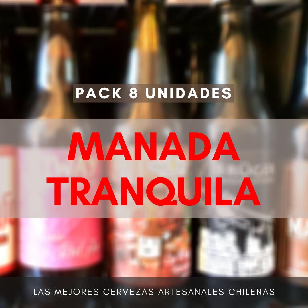 Pack MANADA TRANQUILA (8 uds)