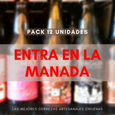 Pack ENTRA en la MANADA (12 uds)