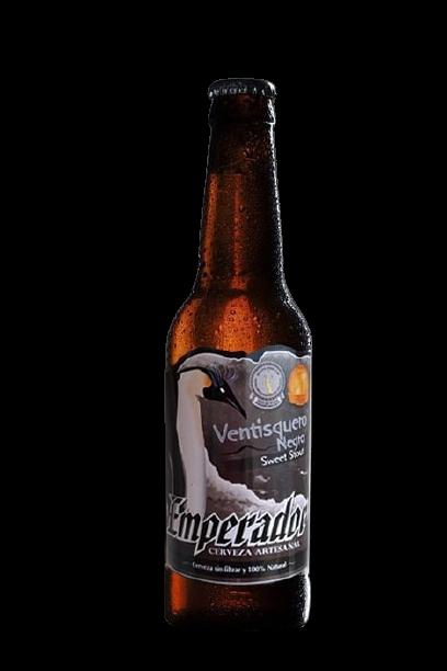 EMPERADOR - Ventisquero Negro (Sweet Stout)