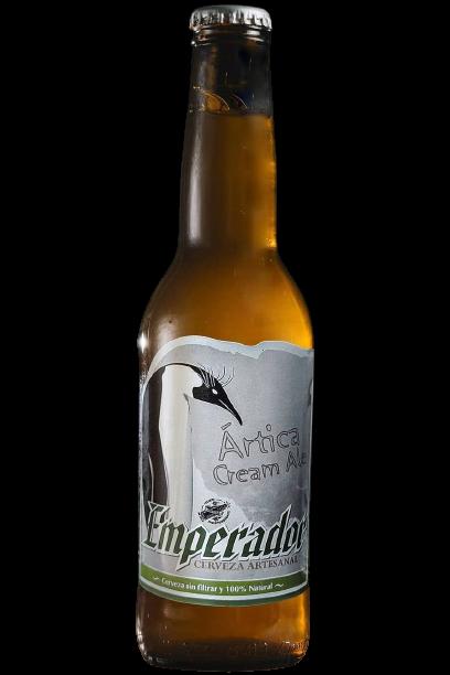 EMPERADOR - Ártica (Cream Ale)