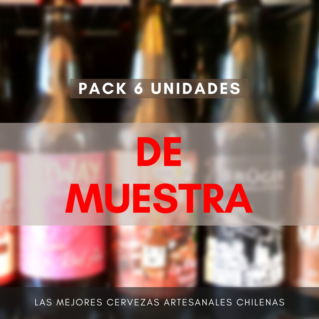 Pack DE MUESTRA (6 uds)
