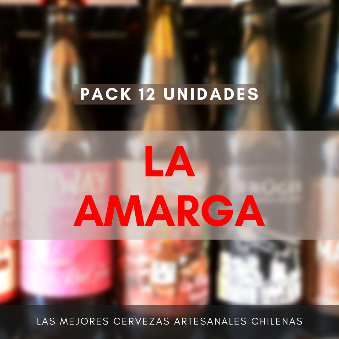 Pack LA AMARGA (12 uds)