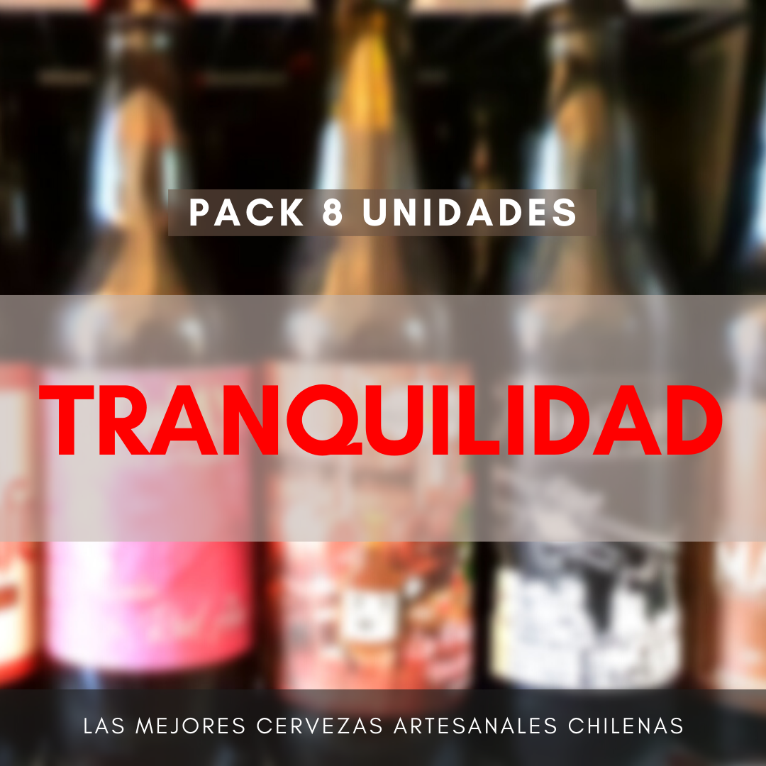 Pack TRANQUILIDAD (8 uds)