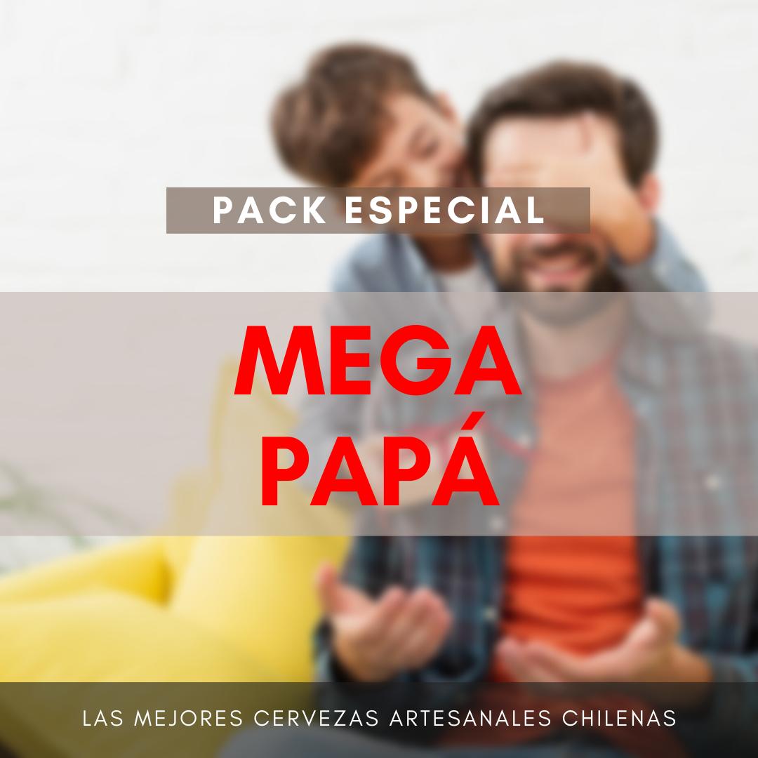 Pack DÍA DEL PADRE - MEGA PAPÁ