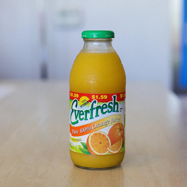 Everfresh 100% Juice