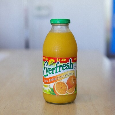 Everfresh 100% Juice