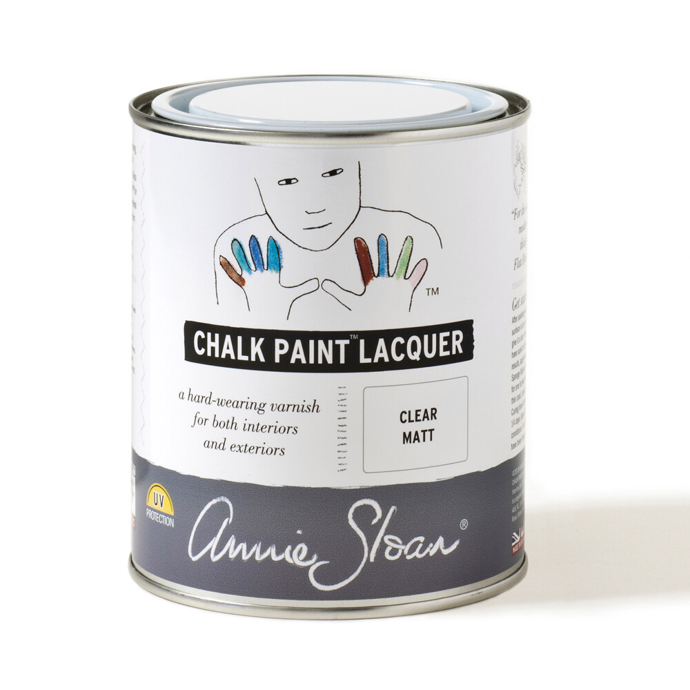 Chalk Paint Matt Lacquer