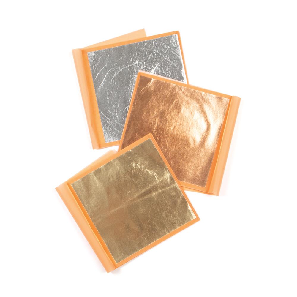 Metal Leaf Booklets -Transfer