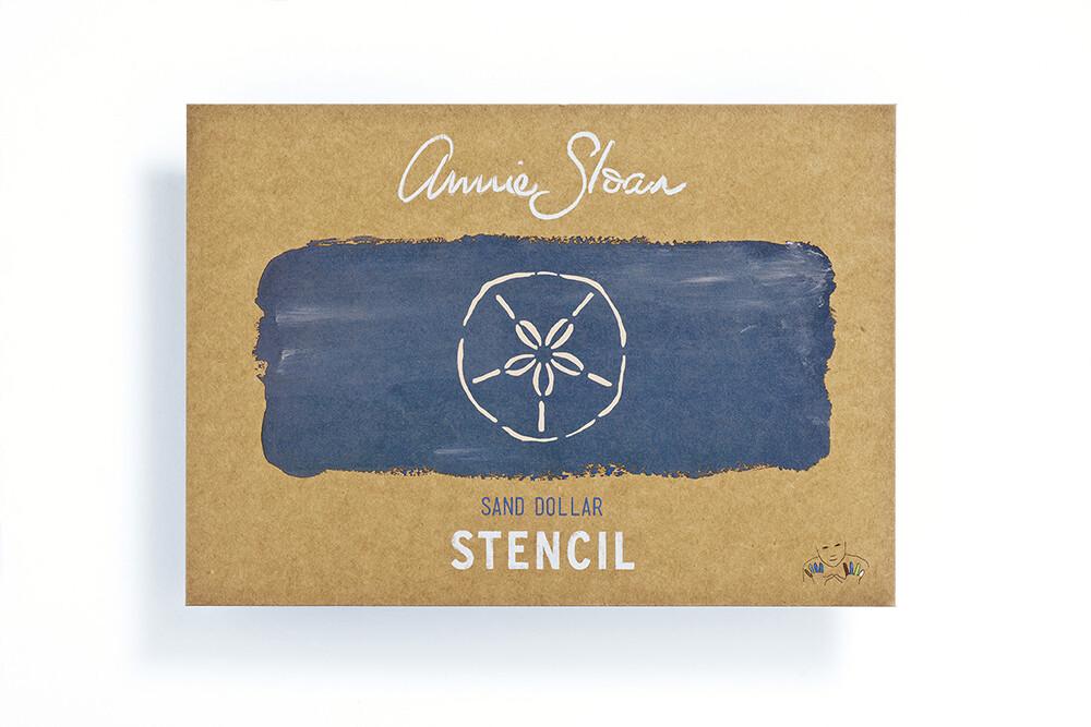 Sand Dollar Stencil