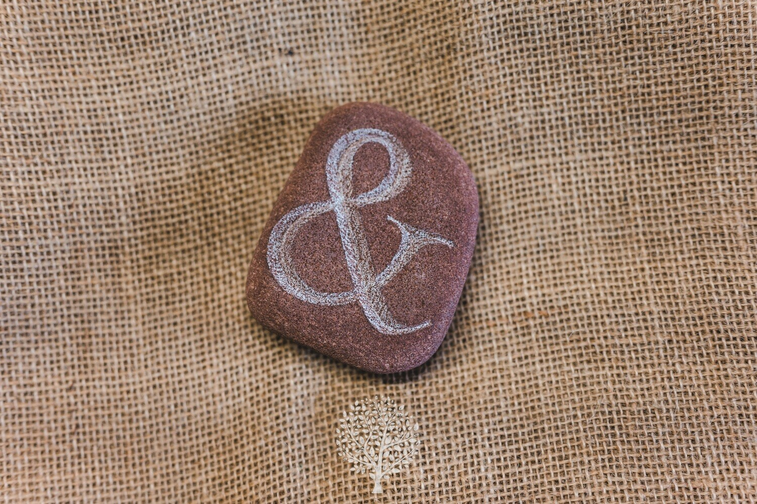 Ampersand Stone Carving by Jane Cowan Stonecarver