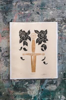 'Excalibur' by Sarah Bennett Artist