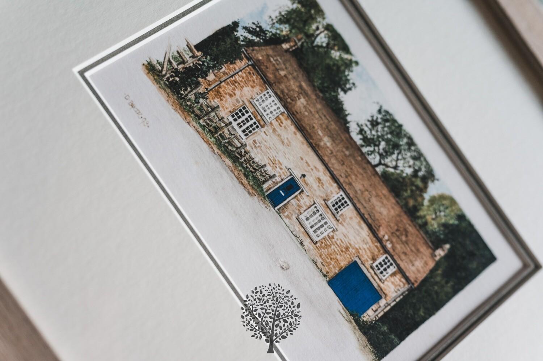 House Portrait Voucher by DB House Portraits