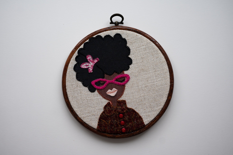 Bubbly Betty Make Do & Mind Embroidery Kit