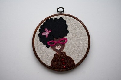 Bubbly Betty Make Do & Mind Embroidery Sewing Kit