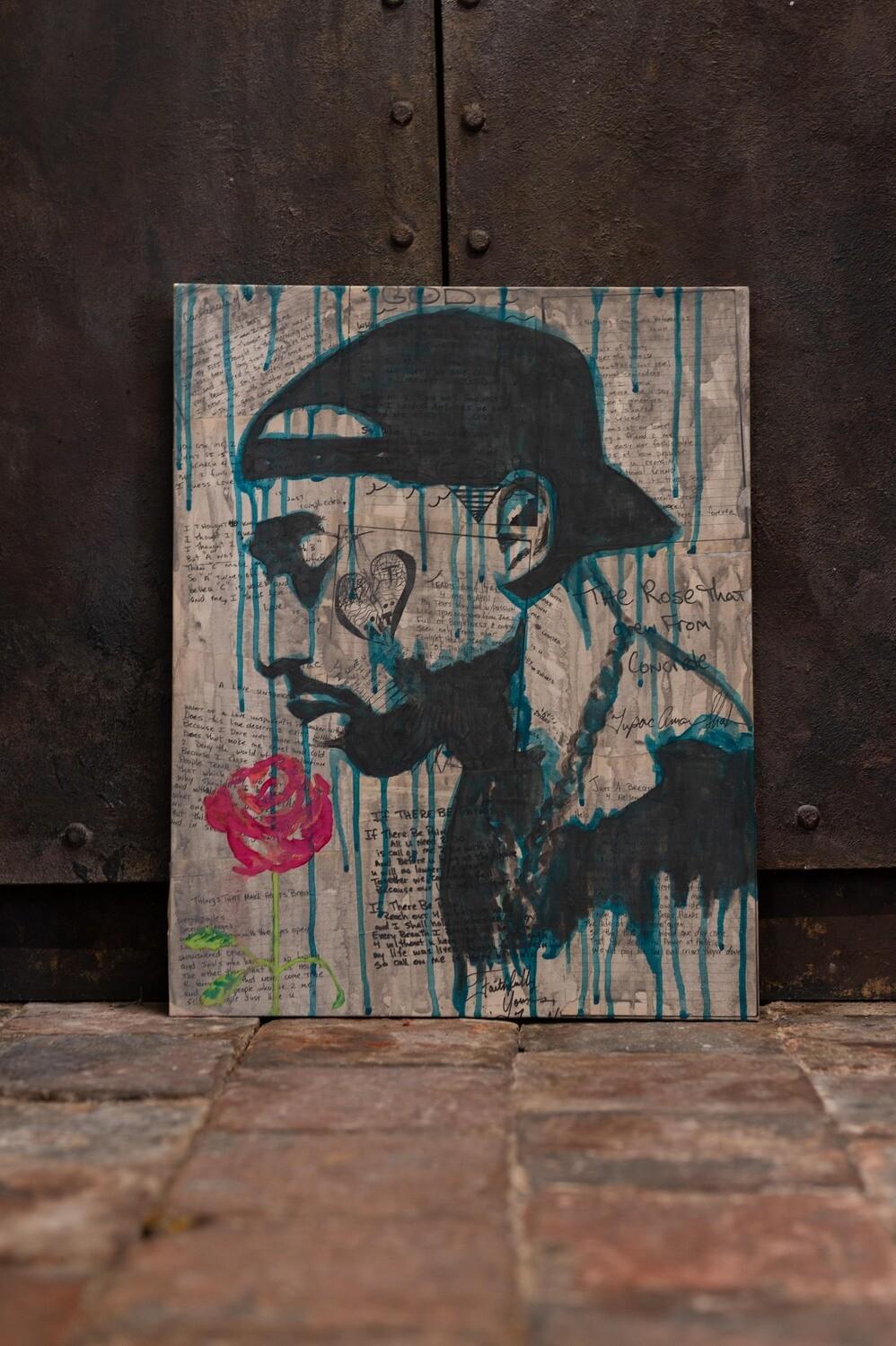2Pac on Poetry by Rob Holmes