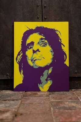 Alice Cooper by Rob Holmes