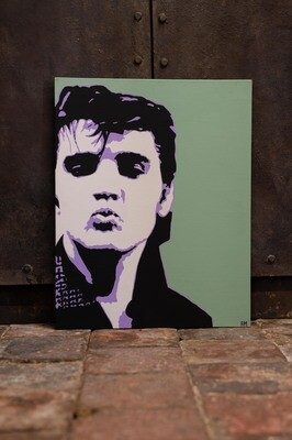 Comeback Elvis by Rob Holmes
