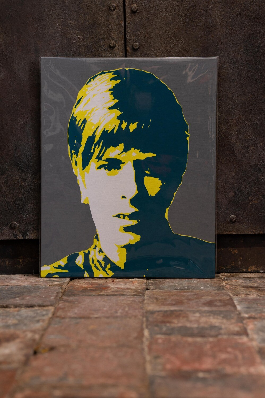 David Bowie by Rob Holmes