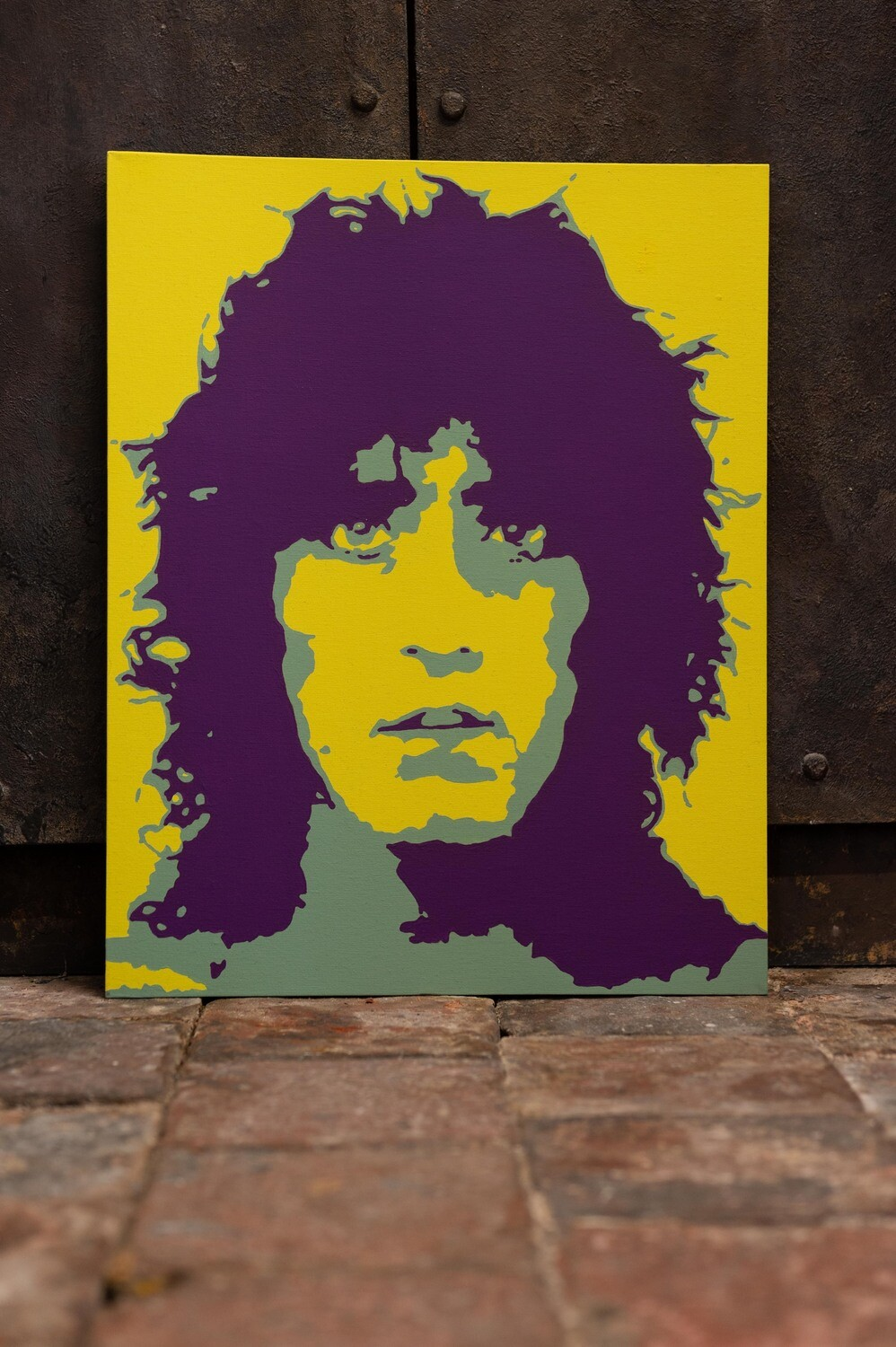 Roger Daltry as Tommy by Rob Holmes