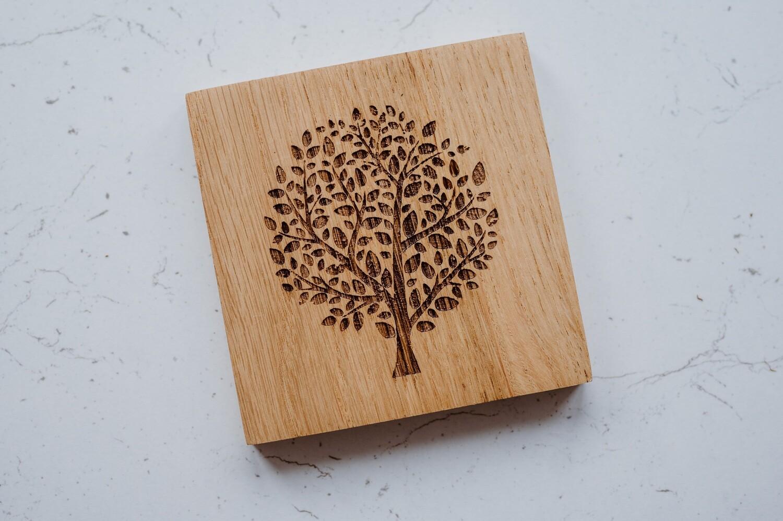 Bricktree at Home Coasters