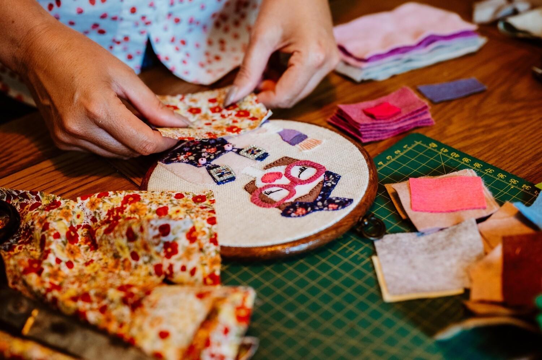 Make Do & Mind Sewing Kit Starter & Tea with Sarah Brown Thursday 30th September 11 - 1.30pm