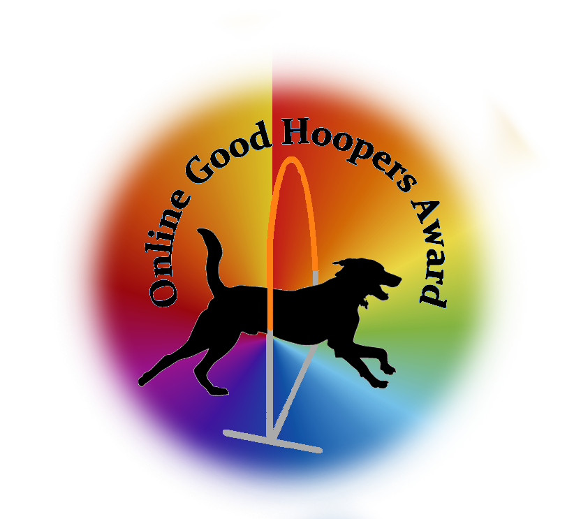 Online Good Hoopers Awards Stickers