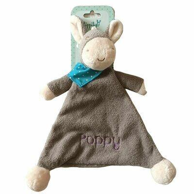 Donkey Personalised Comforter Comfort Blanket
